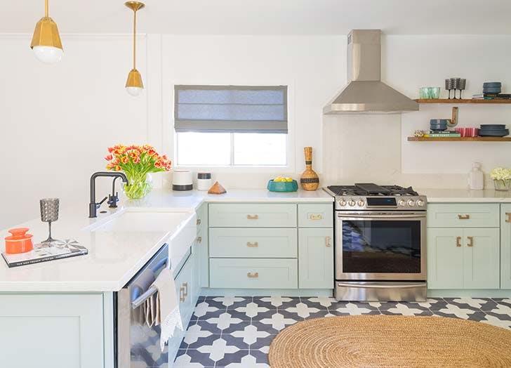 green kitchen inspiration 6