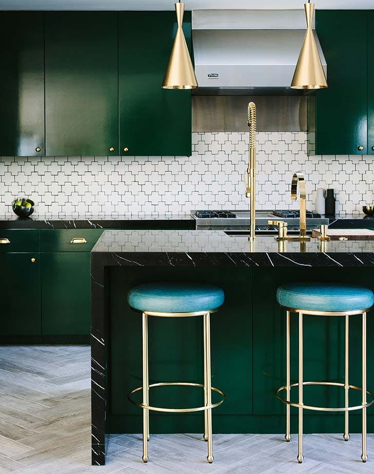 green kitchen inspiration 8