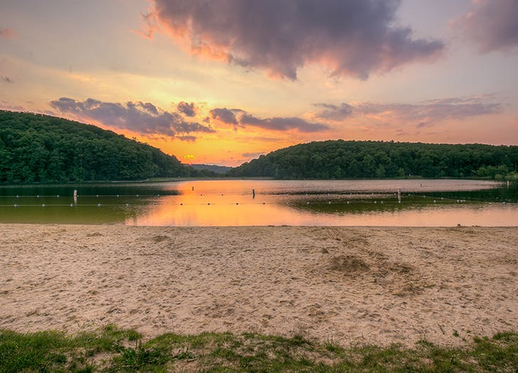 greenbrier state park in maryland