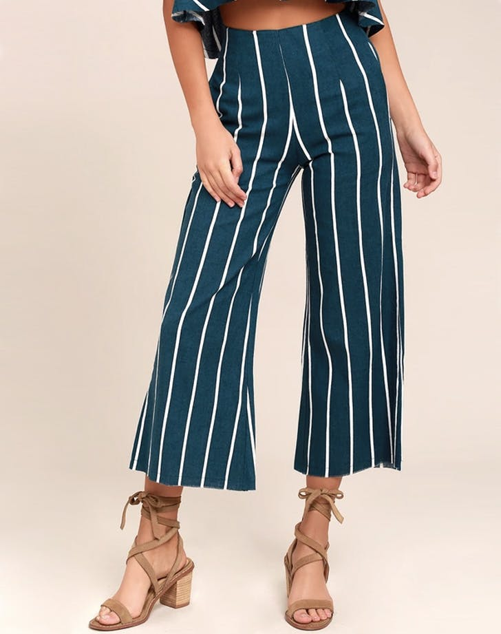 The Best Wide Leg Pants For Your Body Type Purewow
