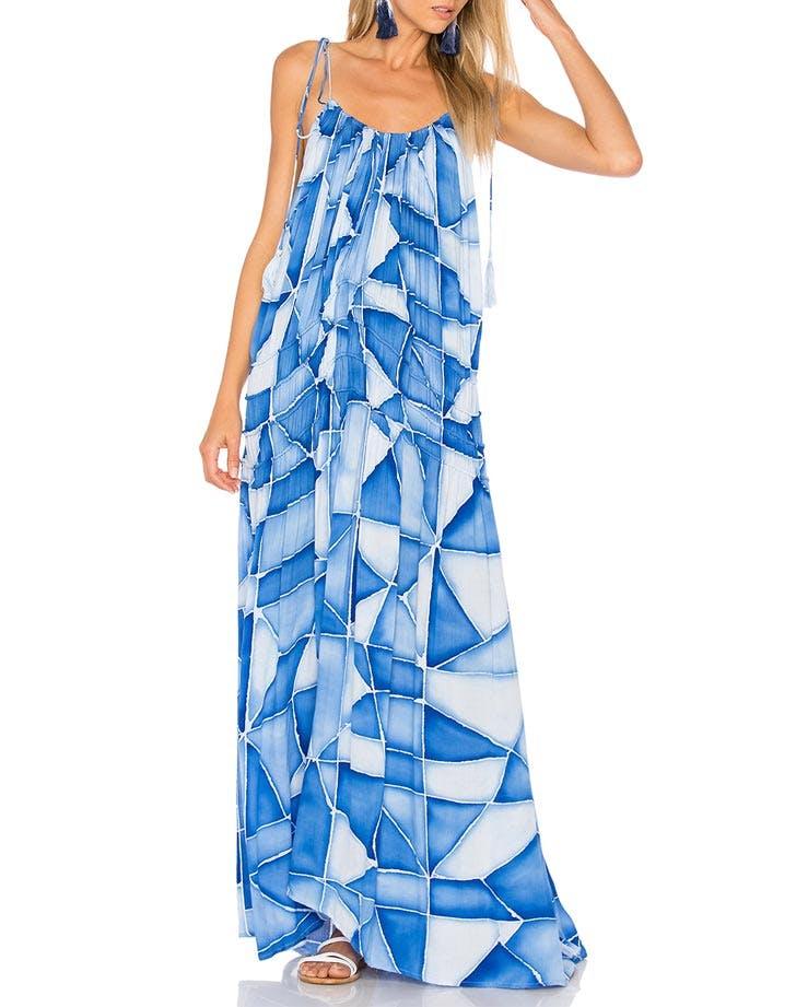 indah bellmer maxi dress