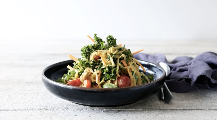 These Noodles Are Gluten-Free, Keto, Paleo, Raw and Basically Magic