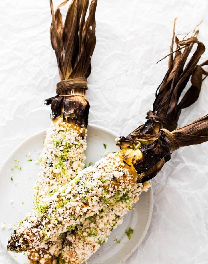 korean mexican corn