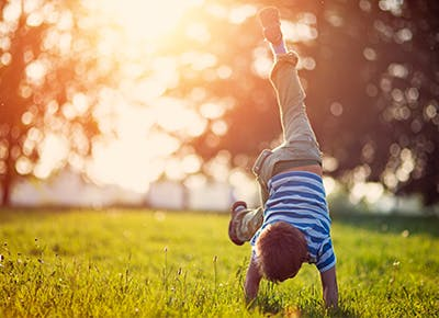 5 Stress-Free Outdoor Activities for Kids - PureWow