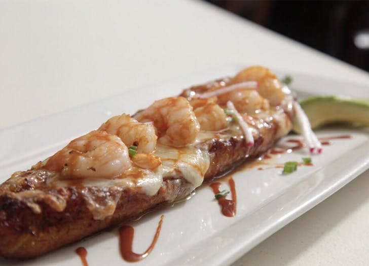 maizal mexican shrimp