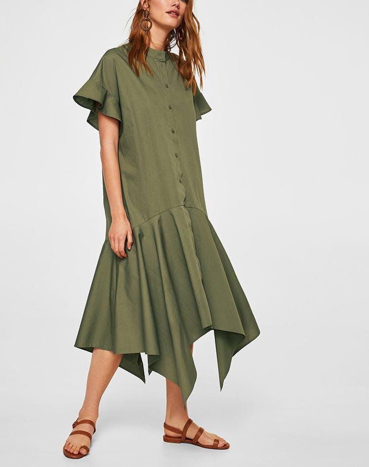 mango tent dress