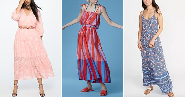 These Are the Best Maxi Dresses for Every Budget