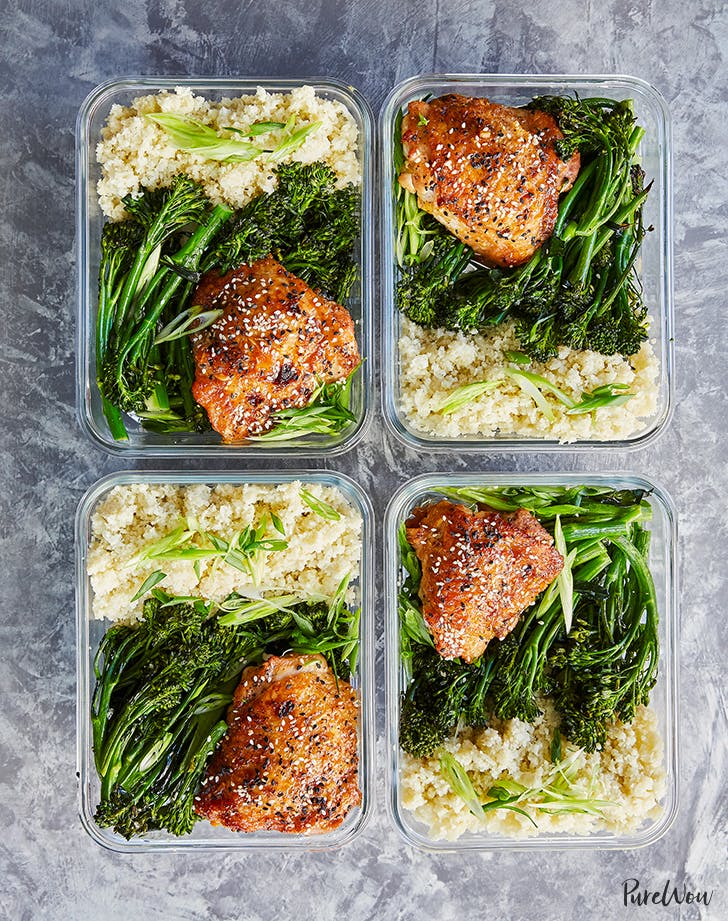 27 Chicken Meal Prep Recipes That Never Get Boring
