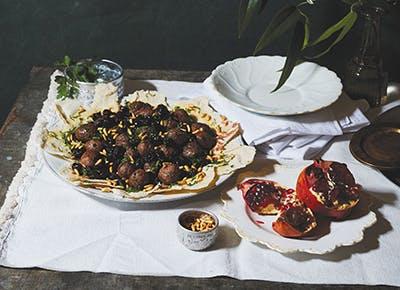meatballs in sour cherry sauce recipe 290