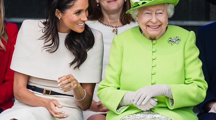 Gasp—Did Meghan Markles *Edgy* Nail Polish Just Break the Royal Mani Rulebook?