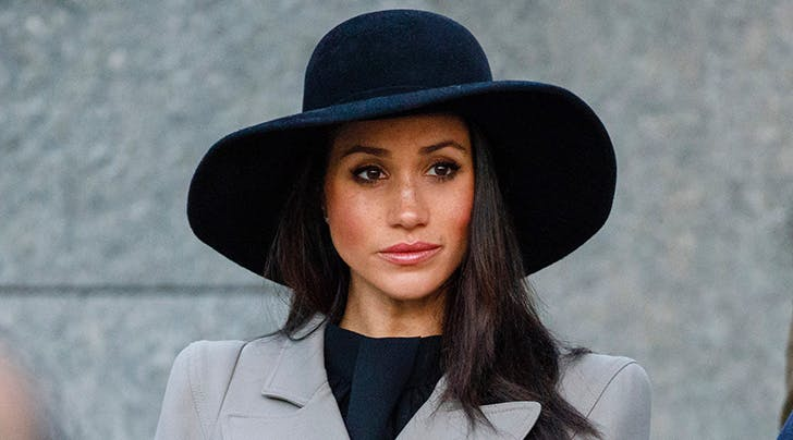 Meghan Markle Is Banned from Eating *This* Food While Traveling with the Royal Family