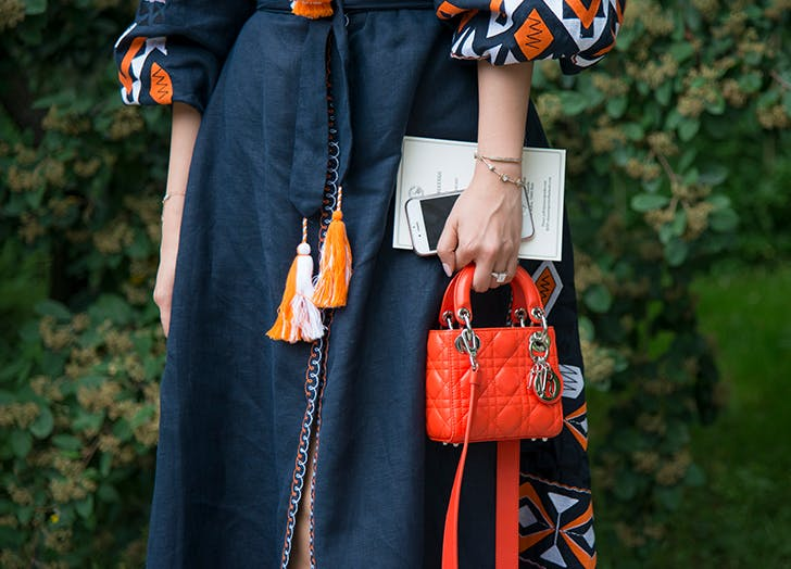 mini bags are trending for summer