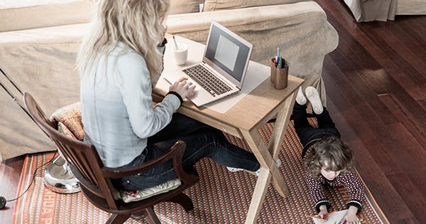How to Work from Home With Kids (Without Losing Your Damn Mind)