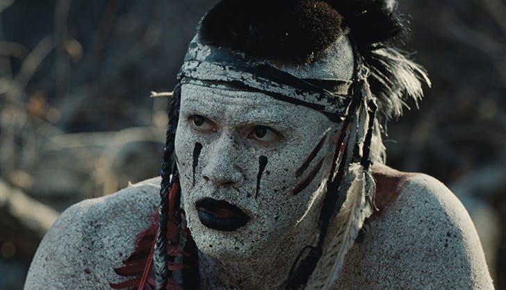 native american Martin Sensmeier westworlld