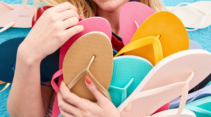 Breaking: Old Navys $1 Flip-Flop Sale Is Coming (So Heres How to Get Your Hands on All the Sandals)