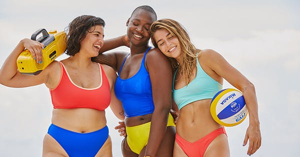 Time to Hit the Beach: Outdoor Voices' First-Ever Swim Collection Launches Today
