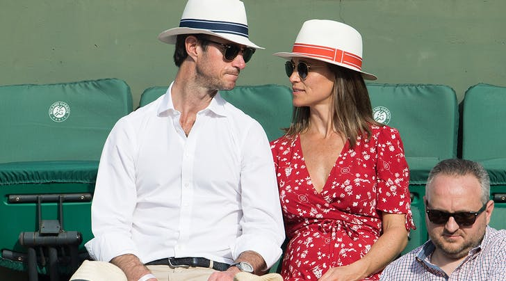 Pippas Preggers! Kate Middletons Sister *Finally* Confirms Shes Expecting Her First Child