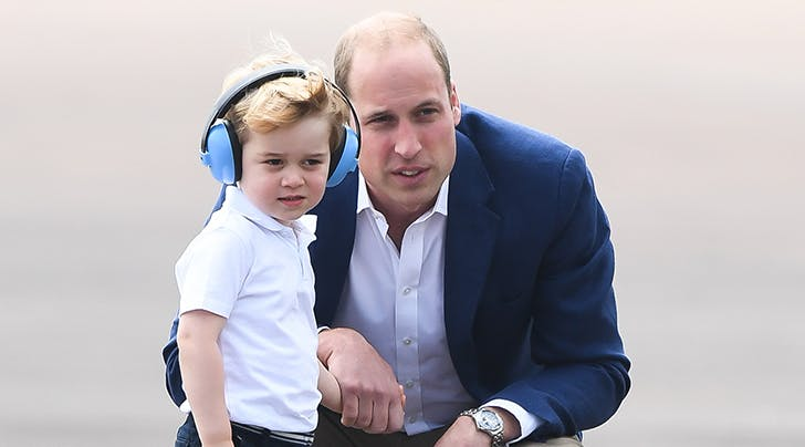 Heres How Prince William Earned Major 'Street Cred' with Prince George
