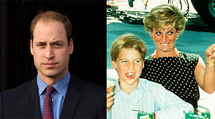 Heres Why Prince Williams Birthday Had a Bittersweet Connection to Princess Diana
