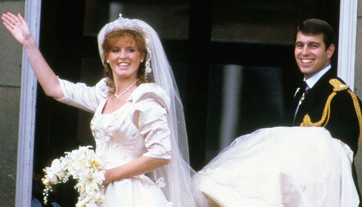 princess eugenie jack brooksbank wedding details sarah ferguson