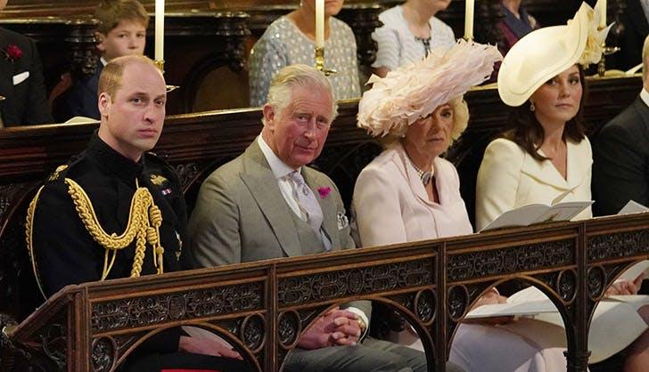 princess eugenie wedding attendees
