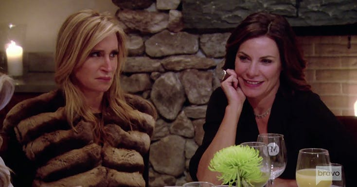 'The Real Housewives of New York' Season 10 Episode 12: The Hidden Mustard Packet