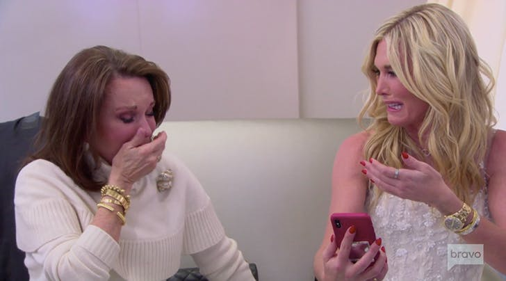 'The Real Housewives of New York' Season 10 Episode 11: Frozen Eggs and Liquid Lunch