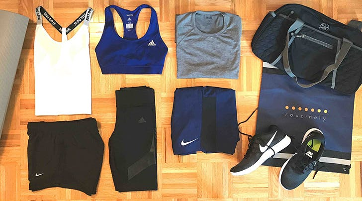 This Company Is Like Rent the Runway for Workout Clothes