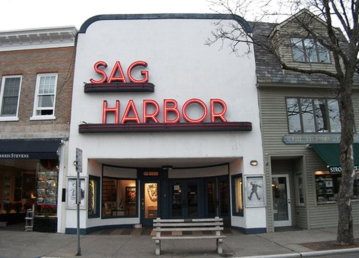 sag harbor shopping store fronts