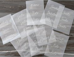 script labels