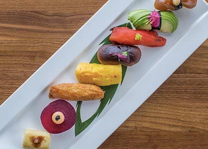 shizen vegan sushi san francisco