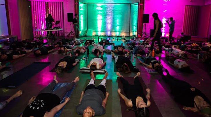 L.A. Now Has a Stoned Yoga Class—and We Had to Investigate