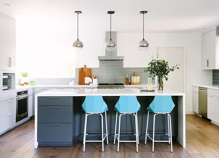 10 Unique Kitchen Island Ideas Purewow