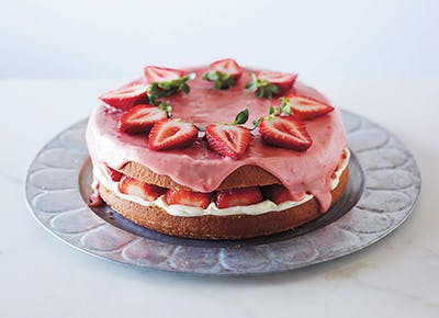 strawberry sponge cake recipe 2901