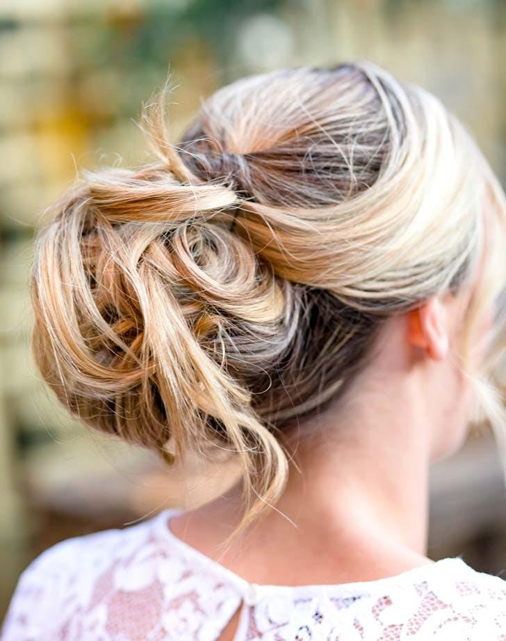 summer Bride hairstyle 151
