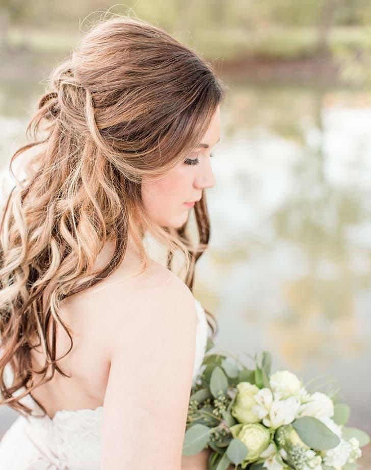 summer Bride hairstyle 17