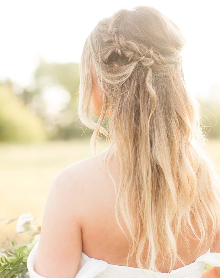 summer Bride hairstyle 19