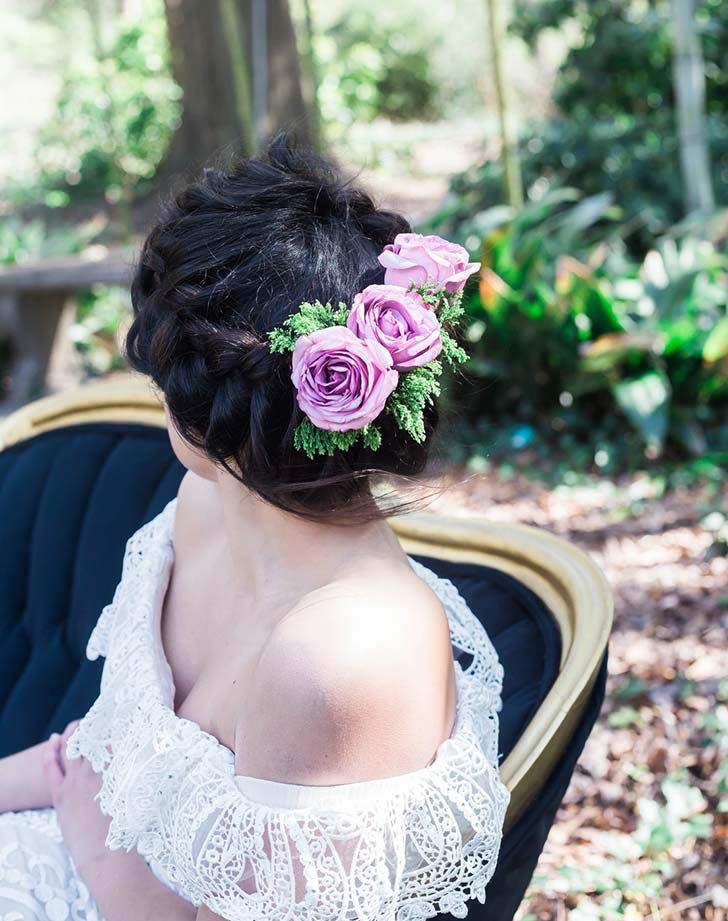 summer bride hairstyle 111