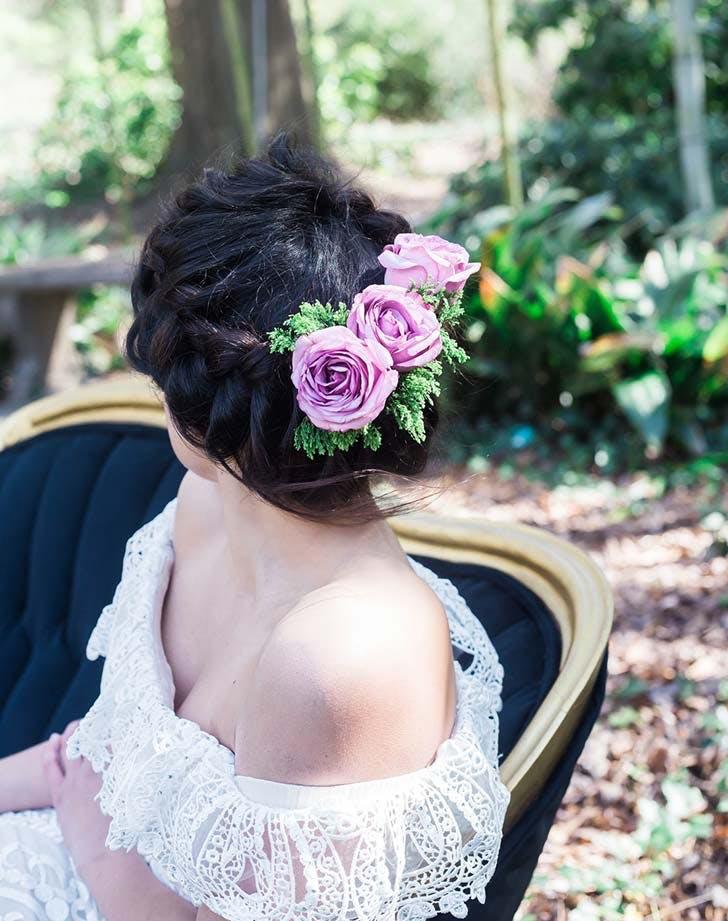 summer bride hairstyle 1111
