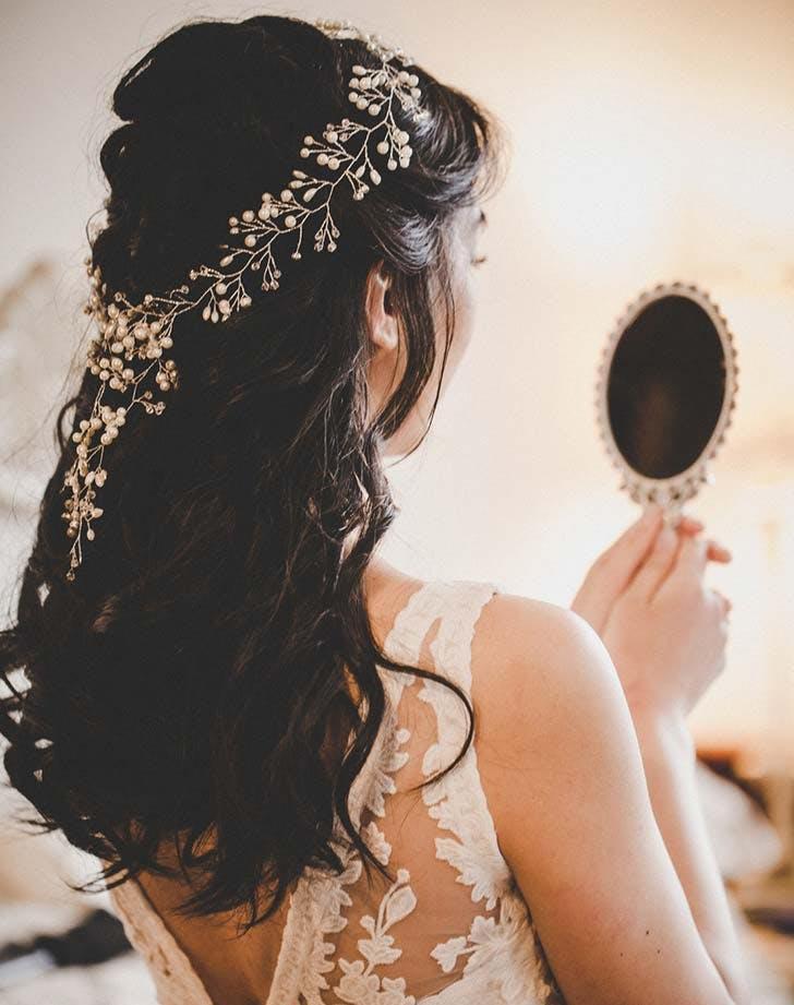summer bride hairstyle 15