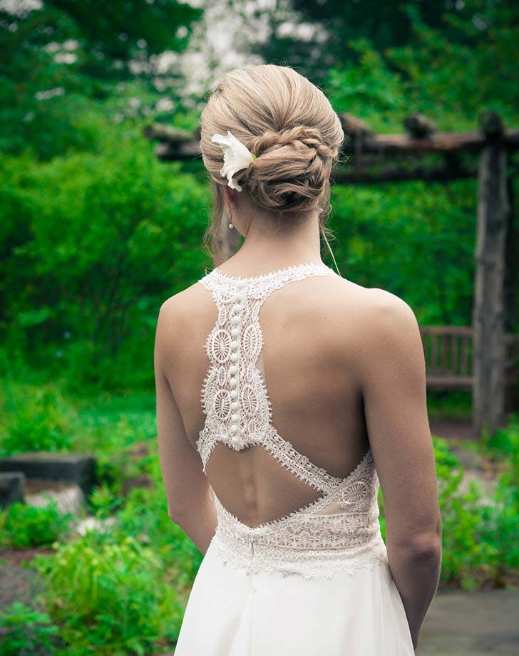 summer bride hairstyle 3