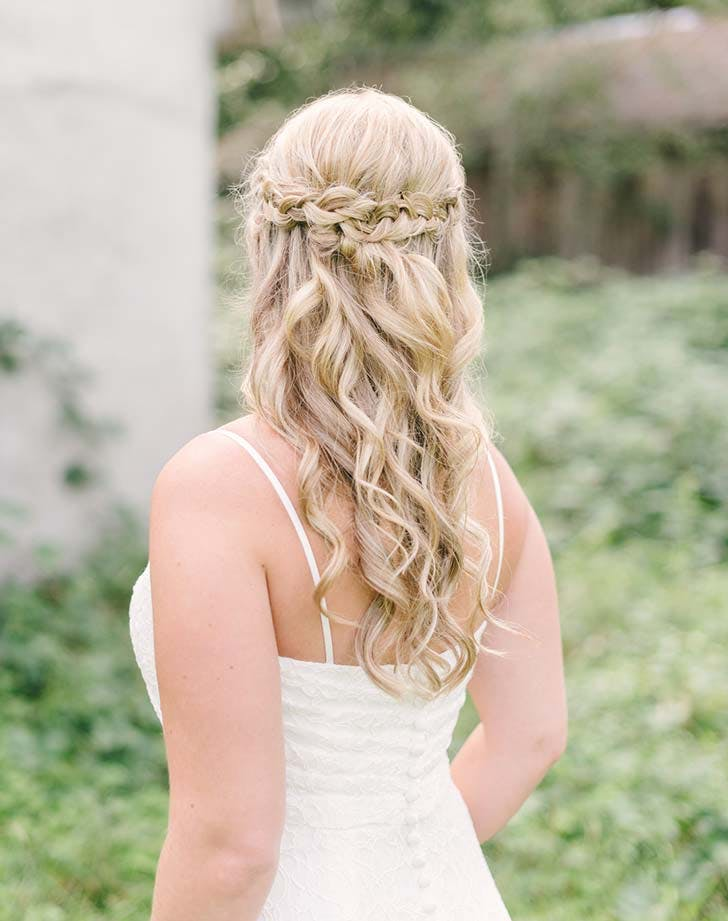 summer bride hairstyle 6