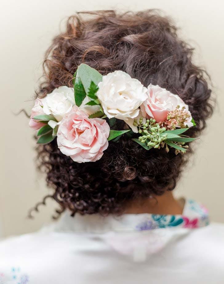 summer bride hairstyle 7