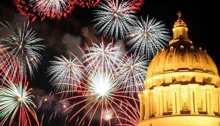 The Best Fireworks Display in Every Single State - PureWow