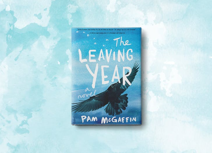 the leaving year pam mcgaffin