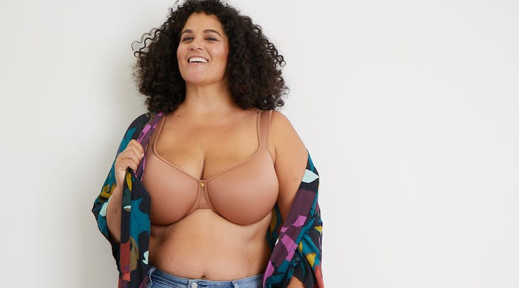 Hooray for Lingerie! ThirdLove Now Carries 70 Bra Sizes that Go Up to 38H and 48D