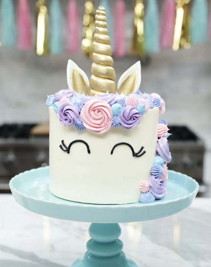 Astounding 16 Impressive Kids Birthday Cake Recipes Purewow Personalised Birthday Cards Paralily Jamesorg