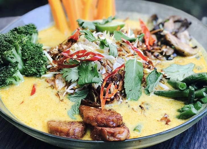 vegan food ubud bali