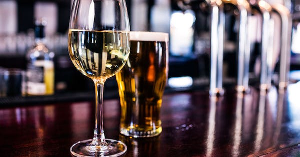 Wine-Beer Hybrids Are the Latest Beverage Trend We're Definitely on Board