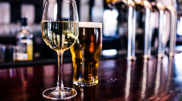 Wine-Beer Hybrids Are the Latest Beverage Trend & We're Definitely on Board
